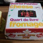 YYZ Quarter Pounder box