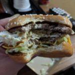 YYZ Big Mac bite