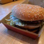 EVV Big Mac open