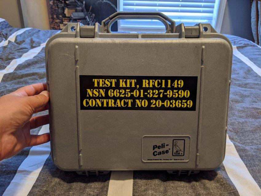 RFC1149 Kit